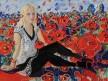 Raudona svajonė drb.,al.,(90x120)2008m